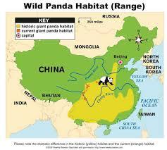 map of be maps pandas international