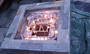 How To Build A Gas Firepit Diy Pit Burner Do It Yourself Gas Pit Diy Gas