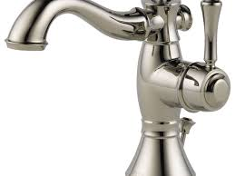 bathroom faucet good delta single handle bathroom faucet on
