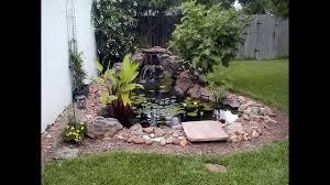 amazing small water garden design ideas youtube