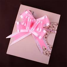 bows for gift boxes 10pcs ribbon pull bows flower bowknot for wedding car decoration