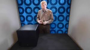jl audio subwoofer home theater jl audio e series subwoofers youtube