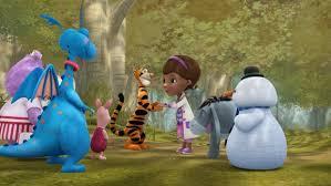 disney debuts doc mcstuffins winnie pooh crossover episode