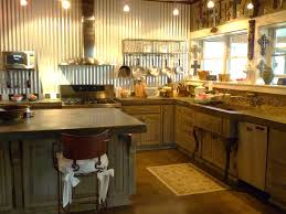 corrugated metal back splash idea kitchen dreams pinterest