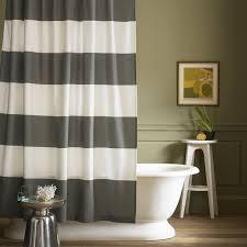 grey shower curtain kohl 39 s kassatex parisian shower curtain