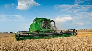 Resume Harvesting Grain Harvesting T670 Combine John Deere Us