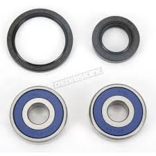 all balls front wheel bearing and seal kit 25 1307 motorcycle