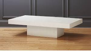 Ivory Coffee Table Element Ivory Rectangular Coffee Table In Coffee Tables Reviews