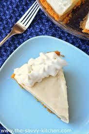 Skinnytaste Pumpkin Pie by The Savvy Kitchen March 2015