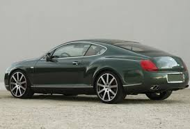green bentley super exotic and concept cars bentley gt