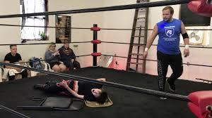 dominating backyard wrestling danger zone 2017 jj genoves vs adam