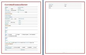 customer satisfaction report template customer satisfaction report template 2 professional and high