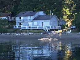 puget sound waterfront private beach vrbo