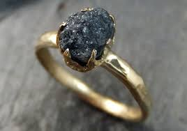 wedding band alternatives 34 surprising engagement rings 1 000 etsy journal