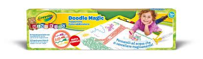 tappeto magico prezzo crayola 81 1961 doodle magic colora e ricolora tappetone per