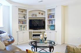 Furniture Design Of Tv Cabinet When And How To Place Your Tv In The Corner Of A Room