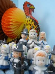 pilgrim candles thanksgiving gurley candle co thanksgiving pilgrims and turkey candles vintage