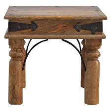 country style solid wood coffee table artisan furniture pulse