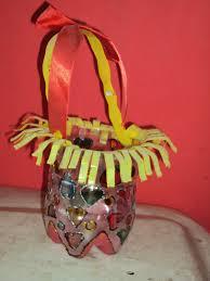 plastic bottle craft ssartscrafts