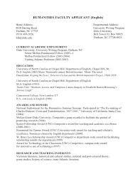 Professor Resume Objective Adjunct Professor Resume Sample Adjunct Professor Resume Sample