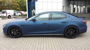 blue maserati pin by sebastian bykowski on maserati ghibli pinterest