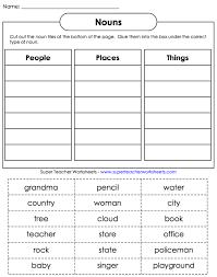category nouns