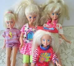 mattel barbie dolls skipper stacie sister dolls skipper