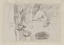 preparatory sketch for u0027coffee u0027 u0027 pierre bonnard 1915 tate