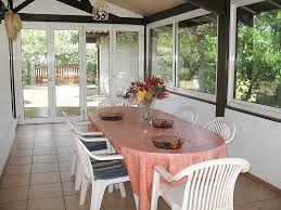 landes dining room vacation home promenade des pins in mimizan les landes 6 persons 3