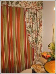 Brown And Green Curtains Designs Green Orange Curtains Ideas Mellanie Design