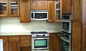 under cabinet microwave how to integrate a microwave better homes gardens yellow cabinets
