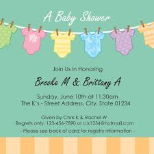 baby shower for couples invitation templates baby shower invitations