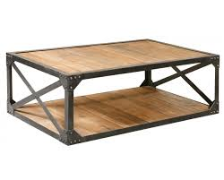 coffee table square reclaimed wood coffee table country roads