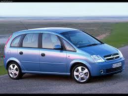 Opel Meriva 2003 Pictures Information U0026 Specs