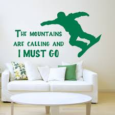 creativity activities promotion shop for promotional creativity sport series wall decals skating man with skateborder silhouette vinyl wall stickers with active quotes home decor mural w 260