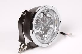 round led driving lights sirius 7 inches round led driving light with led position ring