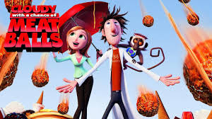 cloudy chance meatballs 2