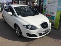 used seat leon 1 2 for sale motors co uk
