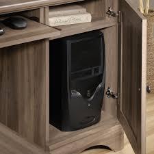 Sauder Appleton Computer Desk by Sauder L Shaped Desk Salt Oak Best Home Furniture Decoration