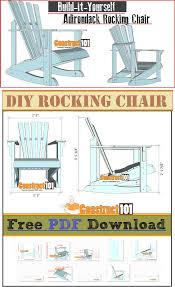 Wood Deck Chair Plans Free by Best 25 Craftsman Outdoor Rocking Chairs Ideas On Pinterest
