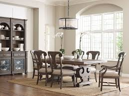 kincaid furniture dining room crawford refractory dining table