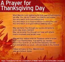 thanksgiving prayers sle thanksgiving blessings