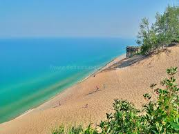 most beautiful place in america sleeping bear dunes national lakeshore coastline great lakes