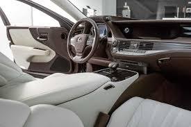 lexus ls 500 features 2018 lexus ls 500 interior motor trend en español