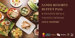 24 Buffet Pass Las Vegas by Sands Resorts Buffet Pass Official Website Of The Venetian Macao