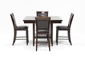 harper 5 piece counter set living spaces