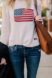 American Flag Jeans Ralph Lauren American Flag Sweaters Kelly In The City