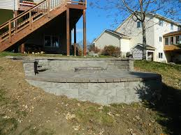 Building A Raised Patio With Retaining Wall by 7 Diy Ways To Make Your Patio Awesome Stone Retaining Wall