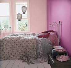 Dark Pink Bedroom - χρώματα για κρεβατοκάμαρα αποχρώσεις του ροζ vivechrom