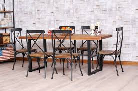Wrought Iron Dining Table And Chairs Fantastic Iron Dining Room Chairs With Wrought Iron Kitchen Tables